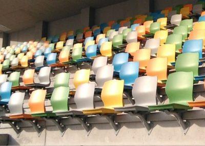 Asientos Ciudad Deportiva San Vicente